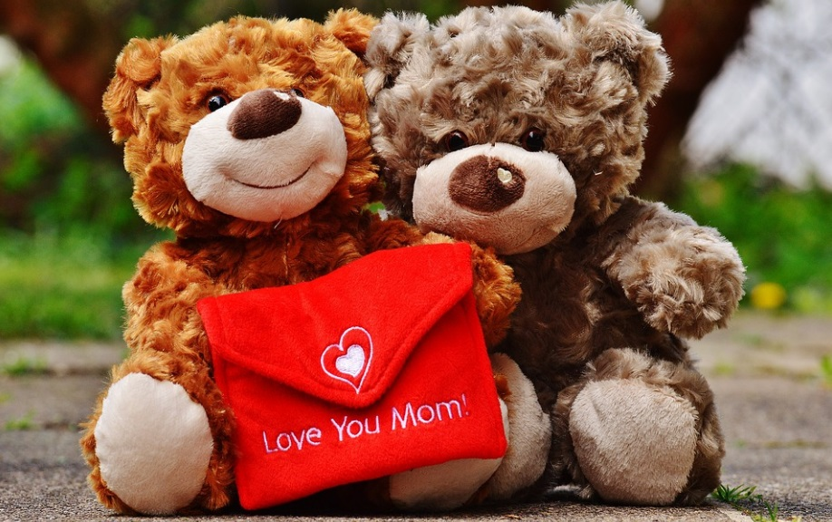 Mothers Day Teddy Bears